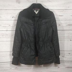 Women's Black Tommy Hilfiger Winter Jacket